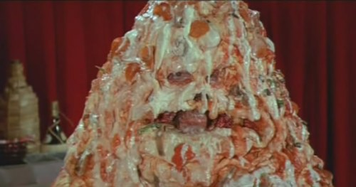 Pizza The Hutt, Spaceballs