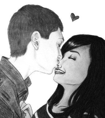 kiss_on_nose_by_jazzlin3egurll-d4qb219
